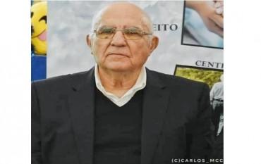 Lançamento do 4°livro de José Maria Caldeira Gonçalves